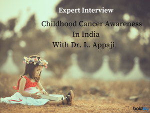 Childhood Cancer Awareness In India On International Childhood Cancer Day