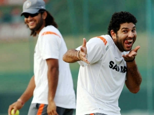 Indian Cricket Players Funny Photo Collection
