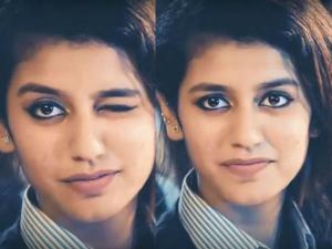 Priya Prakash Varrier Is The New Viral Sensation