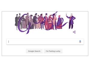 British Chemist Sir William Henry Perkin Honoured With Doodle On Birth Anniversary