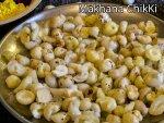 Makhana Chikki Recipe