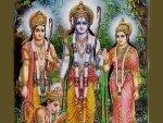 Bond Between Lord Rama And Hanuman