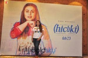 Rani Mukherjee Hichki Movie What Is Tourette Syndrome