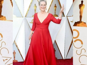 Oscars 2018 Colors Are Back At The Red Carpet