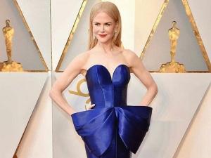 Nicole Kidman Stuns Bus Full Of Tourists Before The Oscars