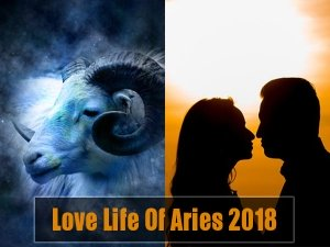 All About Love Horoscope For Aries; 2018