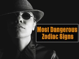 The FBI Releases The List Of The Most Dangerous Zodiac Signs!