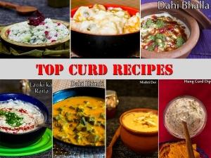 Top Curd Recipe