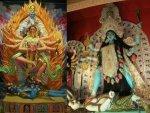 Legends Of Goddess Matangi