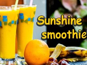 Sunshine Smoothie