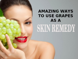 Get Glowing Skin With These Grapes Face Packs