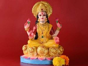 How Was Goddess Lakshmi Born