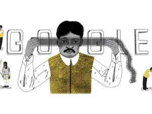 Google Doodle Celebrates The Father Of Indian Cinema Dadasaheb Phalke