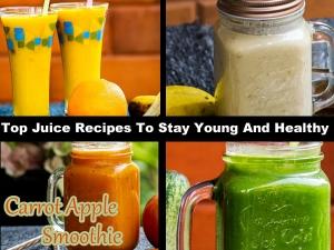 Top Anti Ageing Juice Recipe