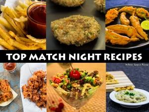 Top Match Night Recipe