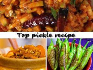 Top Pickle Recipe