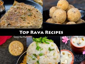Top Rava Recipe