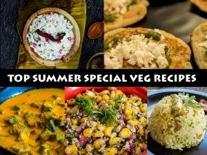 Top Summer Special Veg Recipe