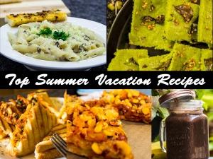 Top Summer Vacation Recipe