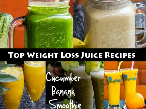 Top Weight Loss Juice Recipe