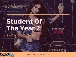 5 Sizzling Pics Of SOTY 2's Tara, The Next Internet Sensation