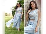 Amyra Dastur S Desi Attire Is What We Want Wear Asap