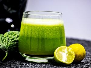Bitter Gourd Juice