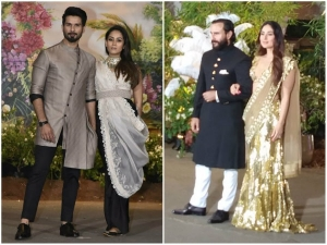 Ex Lovers Shahid Kareena Stun With Their Respective Partner