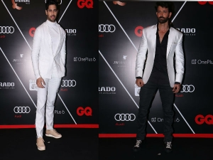 Hrithik V S Sidharth Who Wore White Better