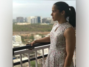 Not Just Into Sports Saina Nehwal Proved That She Is Fashio