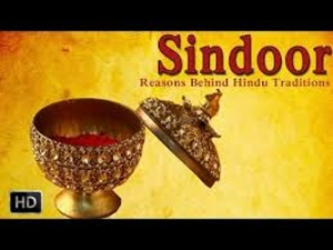 Importance Of Sindur Vermilion In Hinduism