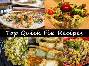 Top Quick Fix Recipe