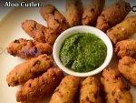Aloo Cutlet Recipe