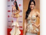 This Actress Who Paid Tribute Sridevi At Filmfare Awards Loo