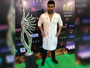 Arjun Kapoor Wooed Us Again At Iifa 2018 But This Time A Des