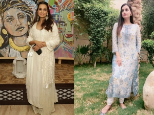 Wow Which Attire Dia Mirza Would You Want Your Wardrobe