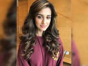 Yay Disha Patani Impresses This School Girl Look