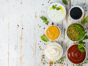 Condiments That Can Be Used As Salad Dressing