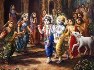 Revati S Desire To Marry The Mightiest Of All Revati Balarama Story