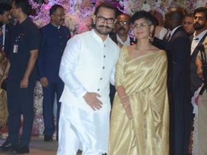 Aamir Khan Kiran Rao Brought Classiness The Glam Occasion