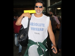 Akshay Kumar S Absolute Nirvana Tee Is The Talk The Town