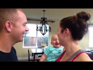 Baby S Cute Giggle Will Make You Go Aww