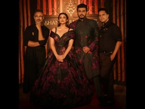 Woah Arjun Kapoor Parineeti Chopra Set The Ramp Ablaze At F