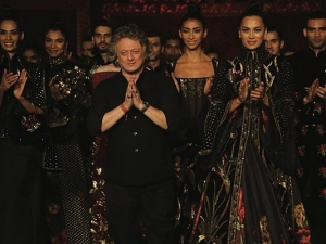 India Couture Week 2018 Floral Flamboyance Was The Theme Ro
