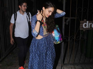 Sara Ali Khan S Boho Dress Is Perfect Your Weekend Brunch