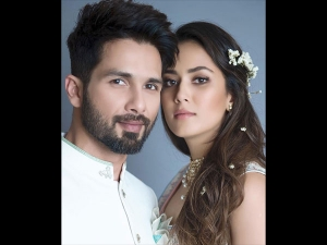 Shahid Kapoor Mira Rajput S Cute Pic Is Giving Us Some Styli