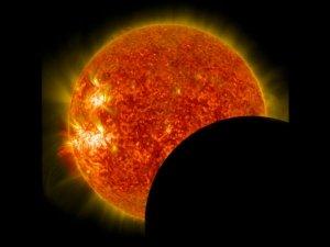 Solar Eclipse To Darken Skies On Friday The 13th