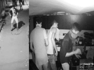 Watch: Thief Dances In Joy Before Robbing A Shop