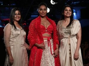 Bipasha Basu Showstopper At Lakme Fashion Week