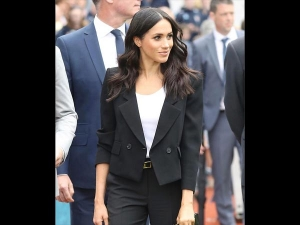 Happy Birthday Meghan Markle Why Her Trendsetting Outfits M